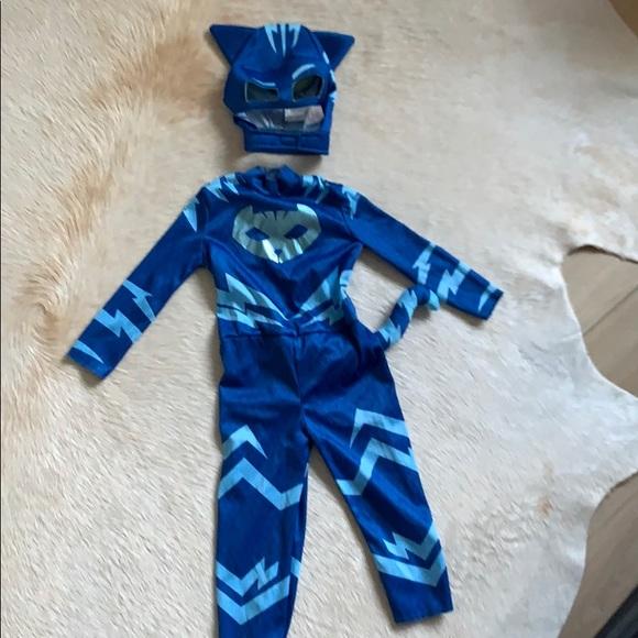 PJ  Mask Other - PJ Mask Catboy costume Toddler size 2T (S)